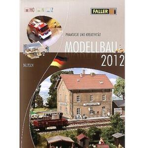 FALLER-Katalog 2012