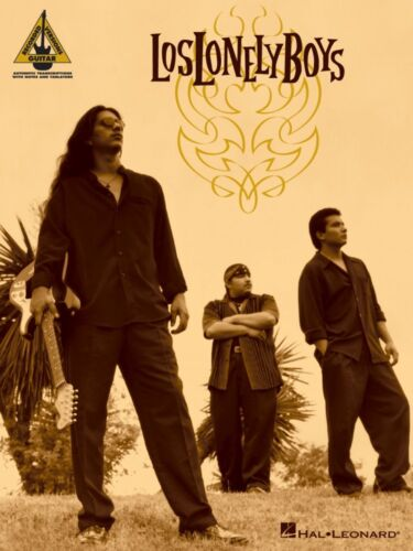 Los Lonely Boys Sheet Music Guitar Tablature NEW 000690743