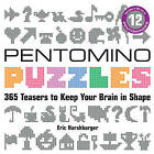 Pentomino Puzzles by Eric Harshbarger (Mixed media product)
