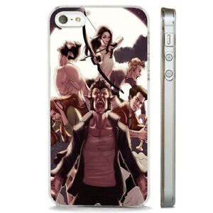 Teen Wolf Illustration TV Show CLEAR PHONE CASE COVER fits iPHONE ...