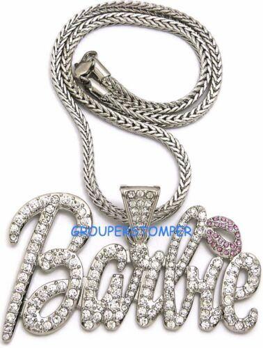 Barbie Necklace New Pendant Style Chain Assorted Sizes