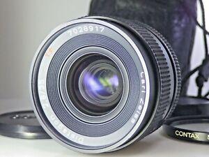 N-Mint-CONTAX-Carl-Zeiss-Distagon-T-35mm-f-2-8-MMJ-MF-Lens-C-Y-Japan-JP-SLR