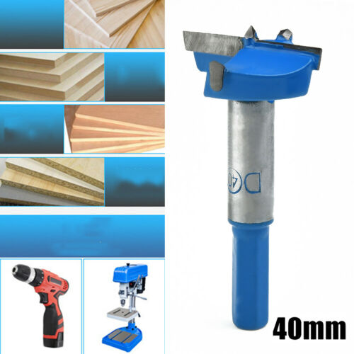 Hole Drill Bits Cutter Opener Forstner Router 40//45//55//60//65mm Drilling