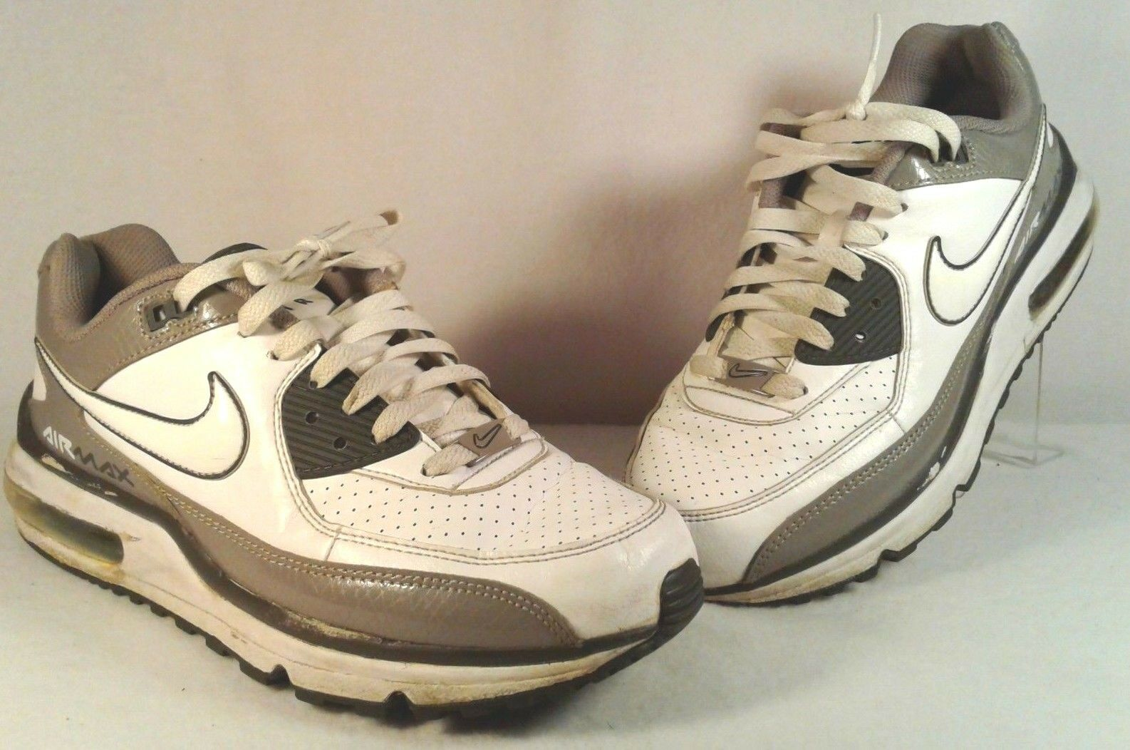 AIR MAX 2012 MEN'S CASUAL COMFORT JOGGING RUNNING TRAINER AEROBIC SHOE EUC SZ 9