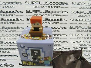 MINECRAFT-Mini-Figure-ICE-Series-5-ALEX-with-Boat-Exclusive-to-1-Packs-LOOSE