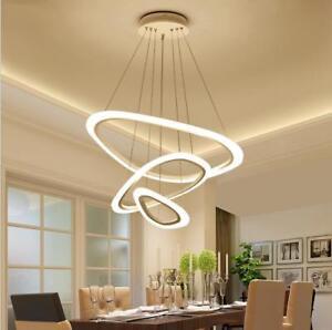 Modern Pendant Light Irregular Circle