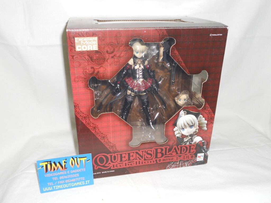 QUEEN'S BLADE REBELLION YMIR MEGAHOUSE EXCELLENT MODEL CORE RARA