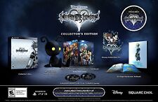 Kingdom Hearts HD 2.5 ReMIX - Collector's Edition [PlayStation 3 PS3, ARPG] NEW