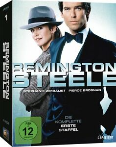 Remington-Steele-Die-komplette-Staffel-Season-1-7-DVD-NEU-OVP