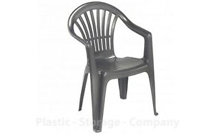 Garden Chairs Low Back Seat Patio Chair
