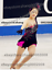 Ice skating dress New Competition Figure Skating dress.Baton Twirling Costume