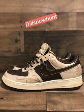 Nike Air Force 1 Mr Cartoon Brown Pride Linen Baroque Brown