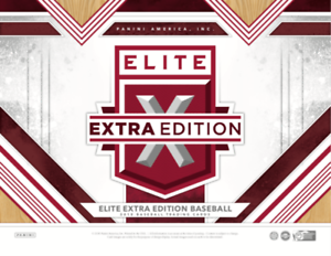 2018-Elite-Extra-Edition-Prospect-Material-Relic-Baseball-Cards-Pick-From-List