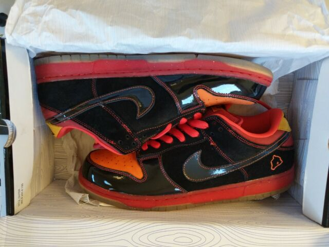 e5fd08bd Nike SB Dunk Low Premium Teen Wolf Size 13 Deadstock DS 2008 72 Pairs Total  Made for sale online | eBay