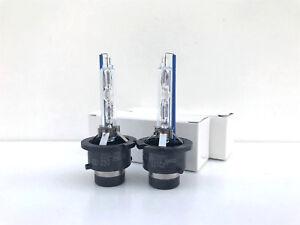 2x New HID Xenon Philips 6000K D2S OEM Headlight Bulb for 07-13 Acura MDX
