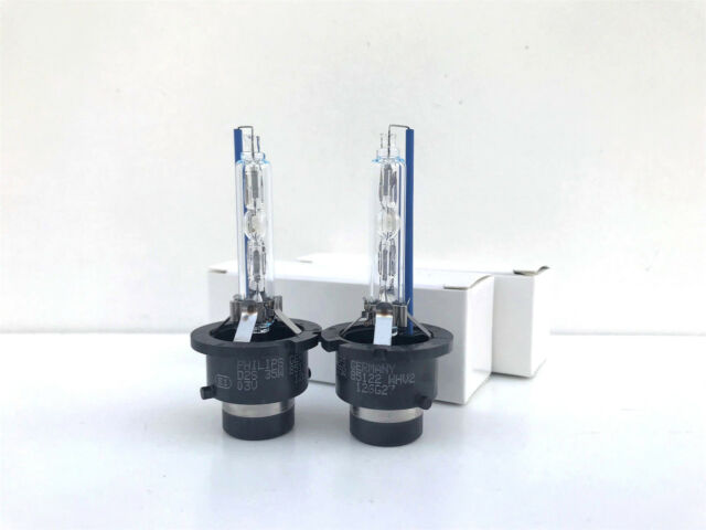 2x New HID Xenon Philips 6000K D2S OEM Headlight Bulb for 99-04 Audi Allroad