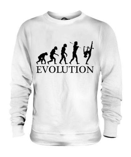 Rhythmische Gymnastik Schläger Evolution Unisex Pullover Herren Damen