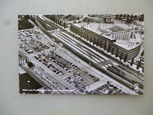 Ansichtskarte-Berlin-Blick-vom-Funkturm-auf-das-Haus-des-Rundfunks-Luftbild