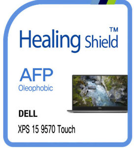 Details about Oleophobic coating Screen Protector Clear Film for DELL XPS  15 9570 Touchscreen