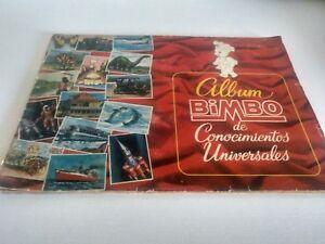ALBUM-DE-CROMOS-BIMBO-034-CONOCIMENTOS-UNIVERSALES-034-CON-20-CROMOS-PEGADOS