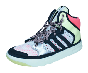 Adidas-Stella-Sport-Damen-Irana-High-Top-Turnschuhe-UK-5-EU-38-ln51-11