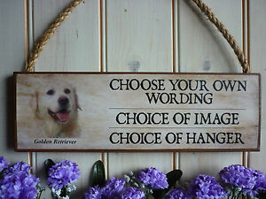 GOLDEN-RETRIEVER-SIGN-GARDEN-SIGN-OWN-WORDING-OWN-NAMES-PERSONALISED-DOG-PLAQUE