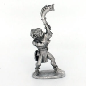 Wood-Elf-With-Horn-Warhammer-Fantasy-Armies-28mm-Unpainted-Wargames
