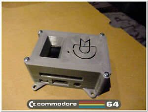 SD2IEC-killer-Pi1541-Raspbery-Pi-emulator-for-Commodore-64-WITH-Case-and-OLED
