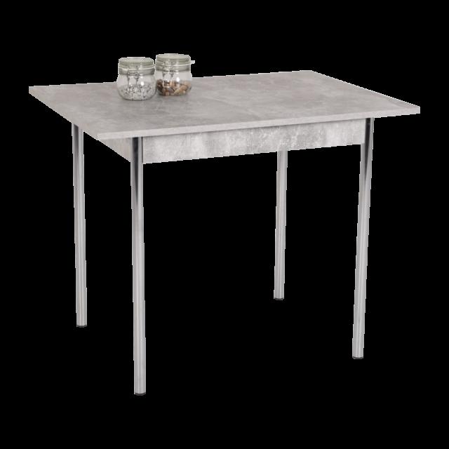 Esstisch Glastisch Küchentisch 120 x 60 cm Esszimmertisch Glas Tisch 4 Personen