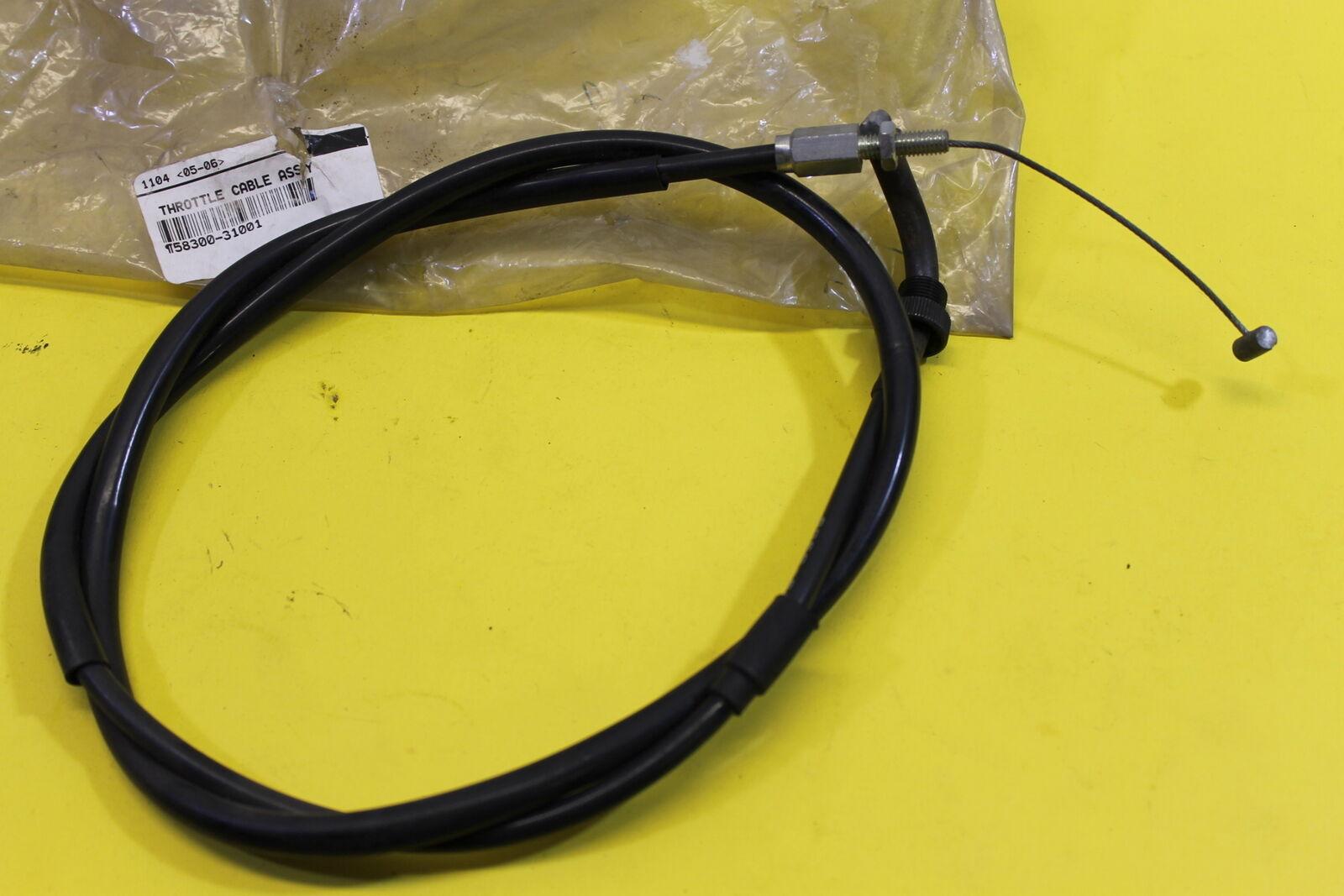 Hendler Tacho Cable Suzuki RG125 1985-1992 GT200 X5