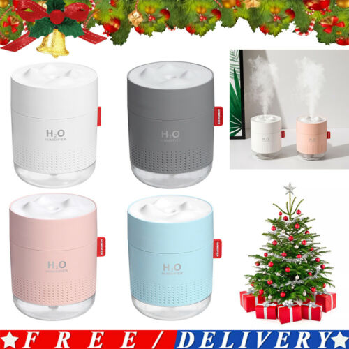 500ml Air Diffuser Aroma Oil USB Humidifier Home Essential Oil Relax Diffuser
