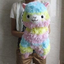 "14"" Japan Amuse Arpakasso Alpacasso Alpaca Plush Doll multicolour lovely"