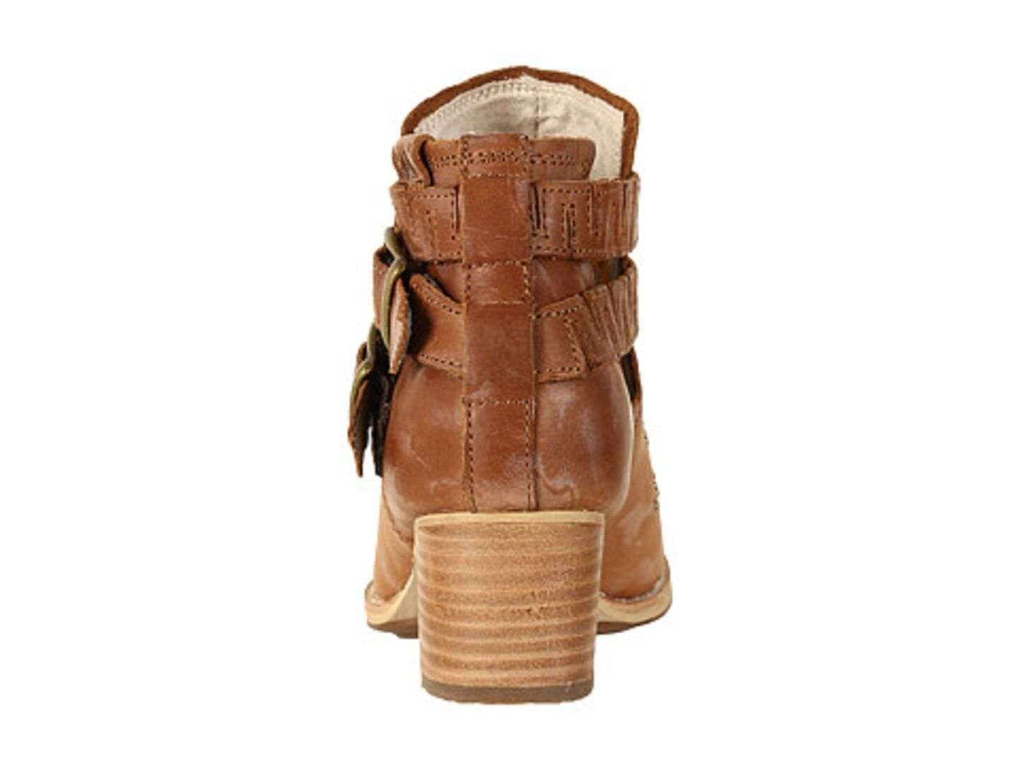 CATERPILLAR P309210 CHEYENNE Wmn's (M) Tawny Tawny Tawny Leather Ankle Pull-On Stiefel 8f5ea1