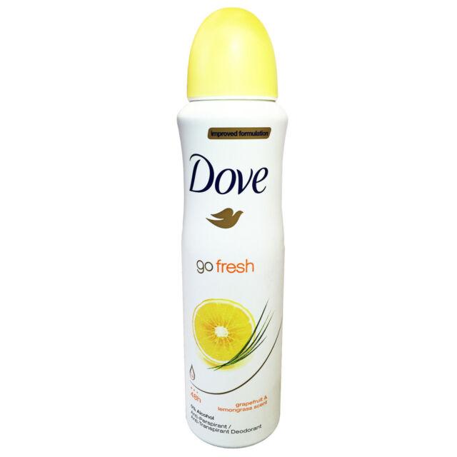 Dove Body Spray Antiperspirant 150 Ml 5 07 Oz Each Pack Of 12 For Sale Online