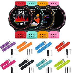 Replacement-Wrist-Watch-Band-Belt-Strap-for-Garmin-Forerunner-230-235-630-220