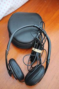 Sony-MDR-NC40-Headband-Headphones-Black-3-Month-Warranty-Good-Used-Condition