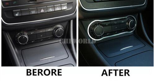 Innen Mittelkonsole Klimaanlage Schalter Blende Für Benz A B Klasse W176 W246