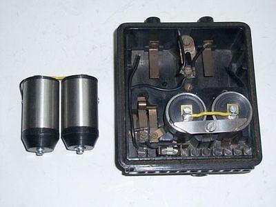 NZ Lichtmaschinenregler Regler Patronenregler regulator 6V DKW KS KM 200 SB