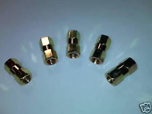 30 x M10x1mm METRIC BRAKE PIPE UNIONS FITTINGS Male Female Ford HOTROD KITCAR