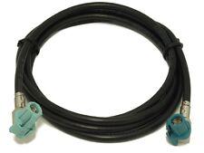 AUDI MMI 3G 3GP Mainunit - Monitor 1,5m Kabel Verlängerung Adapter LCD FAKRA