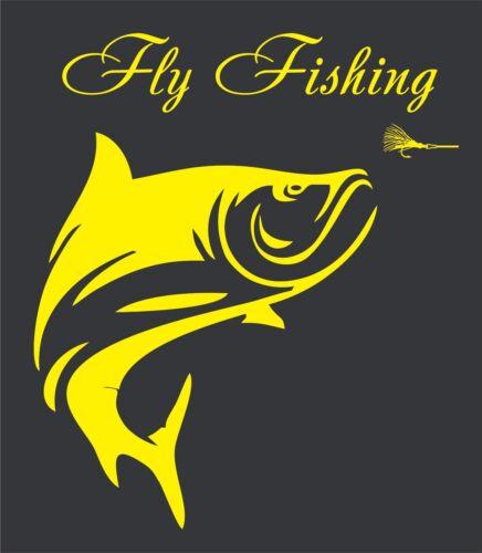 Tarpon Saltwater Fly Fishing decals