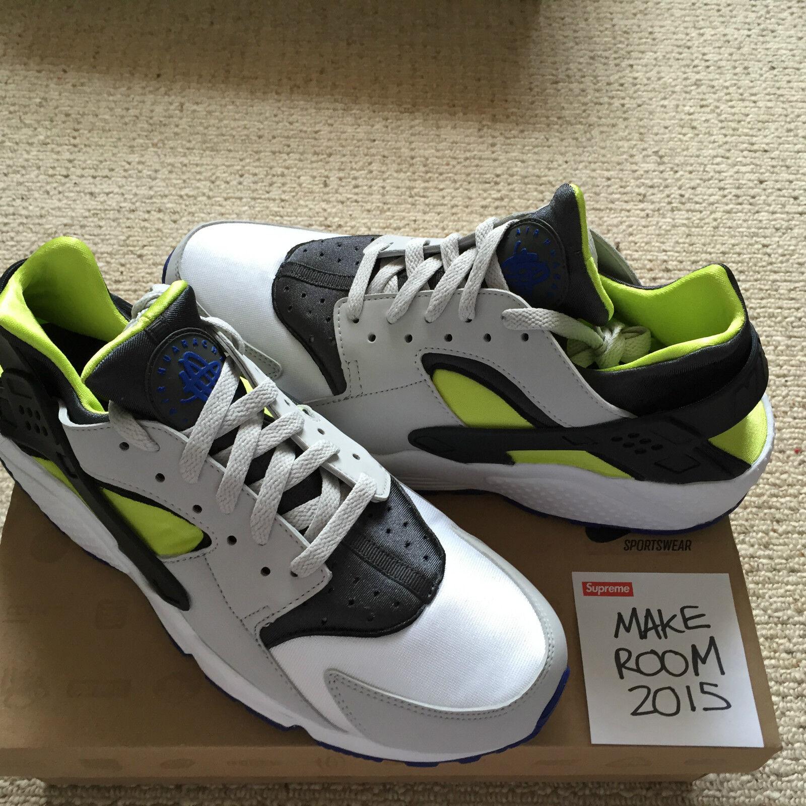 Nike air huarache cyber usa 10 318429 130