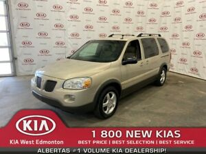2007 Pontiac Montana SV6 CLEAN VALUE | LOW KM