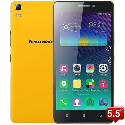 "LENOVO K3 Note K50 5.5"" 4G Smartphone 1.7GHz Android 5.1 13MP Dual-SIM 2GB+16GB"