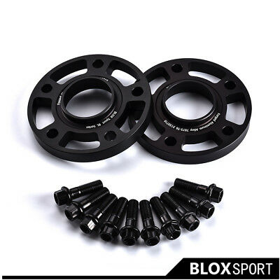 Front 15mm Rear 20mm Wheel Spacers for Maserati Ghibli 2013 Aluminum 7075-T6
