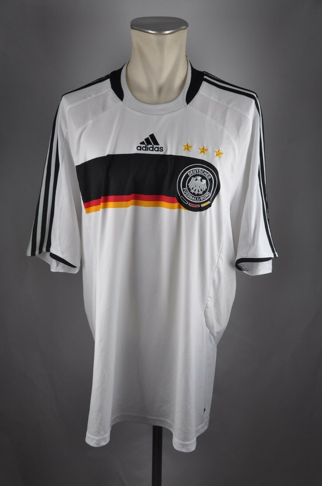 Deutschland Trikot 2008 Gr. XXL Adidas Jersey DFB Germany EM   WM