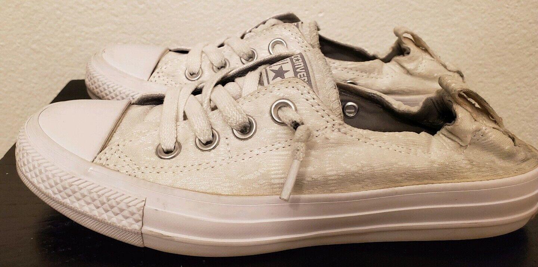 Top Sneaker White Slip-on 6 Womens