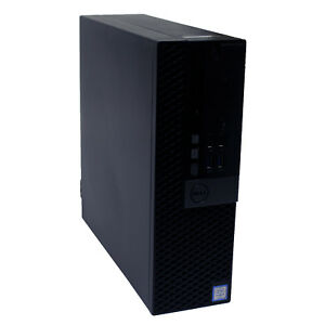 Dell Optiplex Gaming SFF 6th Gen i5 3 2GHz 16GB 256GB