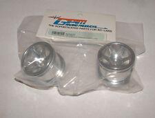 TEAM LOSI MINI-T  GPM FRONT 3D SINKAGE 6 POLE SILVER ALUMINUM RIMS SMT0627F