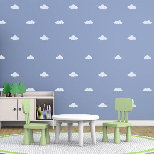 Craftstar nuages Stencil Set-FORMAT A4-Nursery Decor//À faire soi-même//Craft Modèle